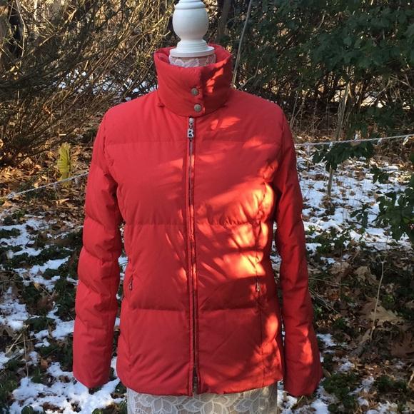 32c9f83fa76 Bogner Jackets & Blazers - 50% OFF BOGNER red goose down/feathers jacket